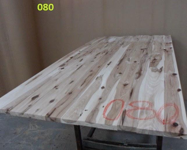 Slab d 39 hickory live edge tranche d 39 arbre d 39 hichory - Tranche d arbre a vendre ...