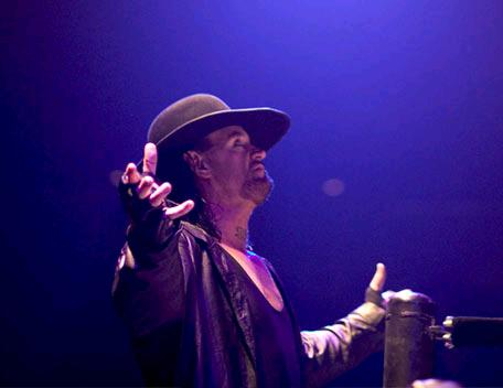 Premio de mejor forero de I. CANARIAS. FINAL The-Undertaker