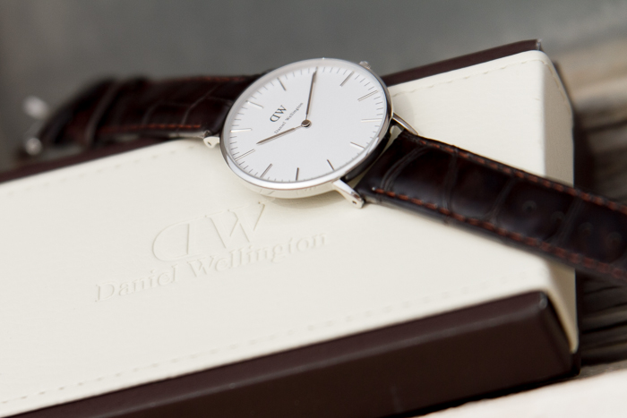 New Accessories  Daniel Wellington Watch  cd2d58c9ba5