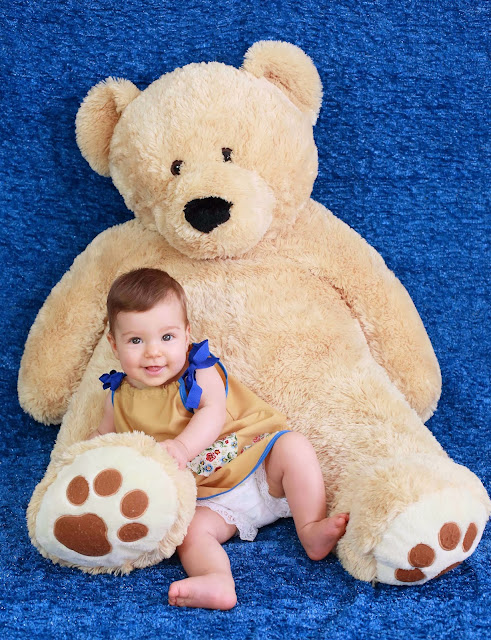 2HEARTS baby dress by BERTH handmade