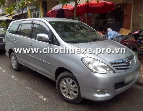Cho thuê xe 7 chỗ đi Tuyên Quang