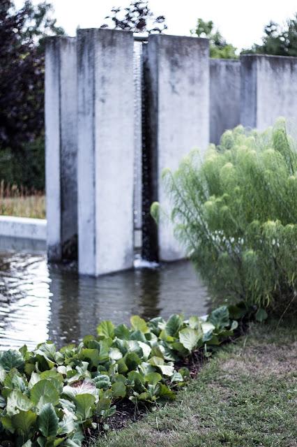Garten der Sinne, Wasserobjekte, Garteninspiration