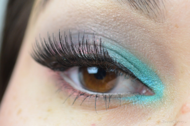 Look Battle Trendfarbe Mint Pigmentomania