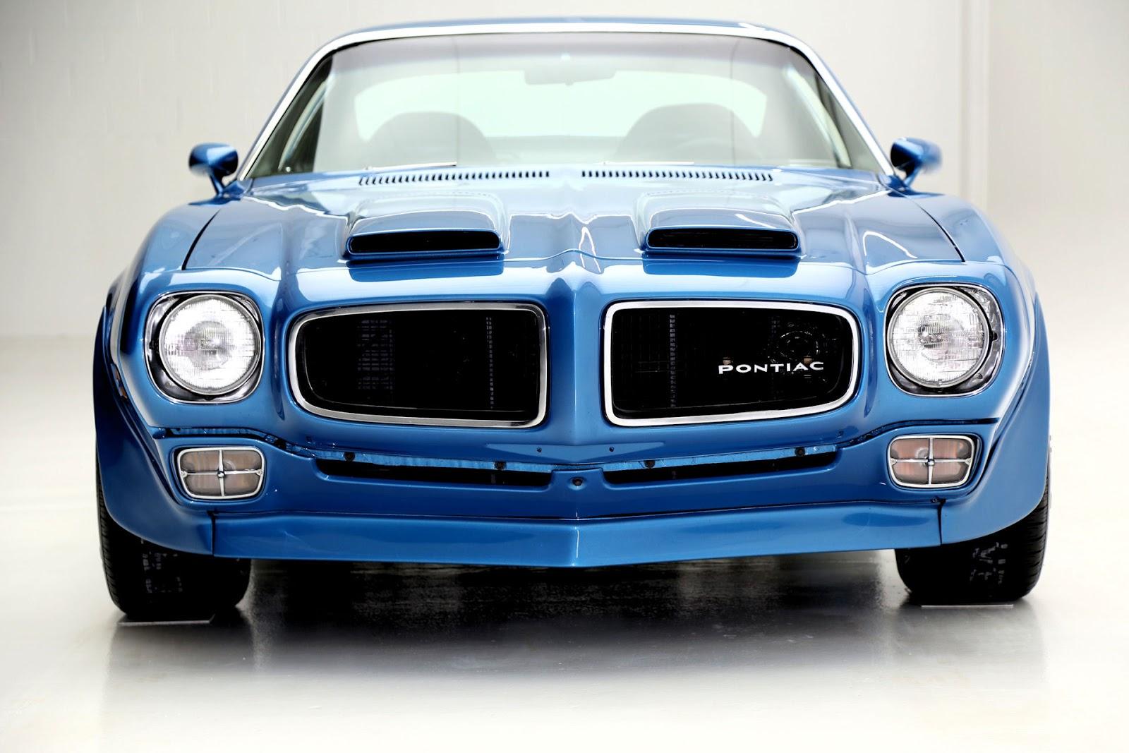 All American Classic Cars: 1971 Pontiac Firebird Formula ...