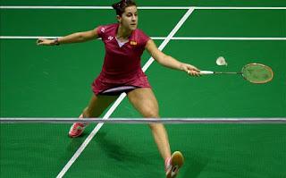 BADMINTON - Carolina Marín accedió a las semifinales del Abierto de Australia