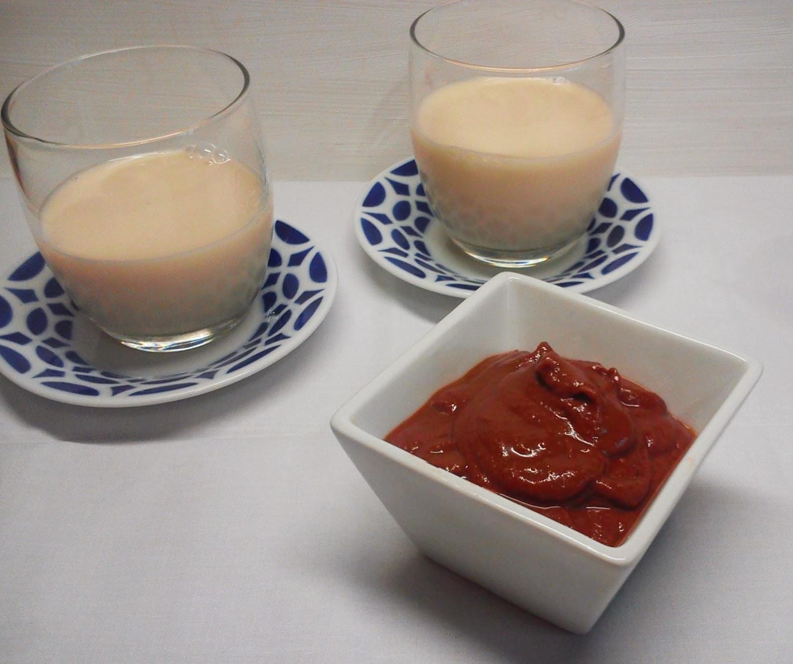 Crema  Vegana de Chocolate para Untar.