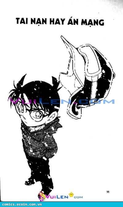 Detective Conan - Thám Tử Lừng Danh Conan chap 557 page 1 - IZTruyenTranh.com