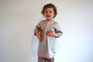 Arts & Crafts Smocks