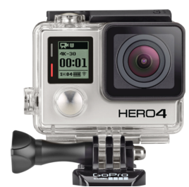 Media markt GoPro Hero 4 Black Edition
