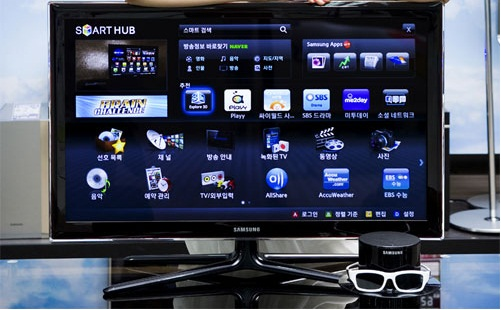 Samsung 32 Inch Smart Tv : Samsung D6350 32-inch 3D Smart TV Review  Product Summary
