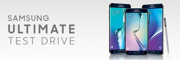 SAMSUNG announces 'Ultimate Test Drive' program for iPhone owners