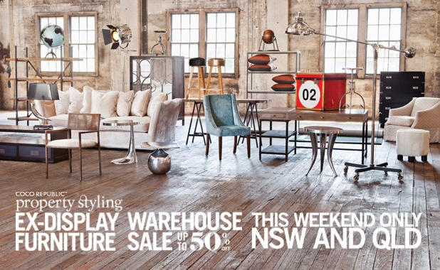 101 Coco Republic Warehouse Ginger Days Style Sale