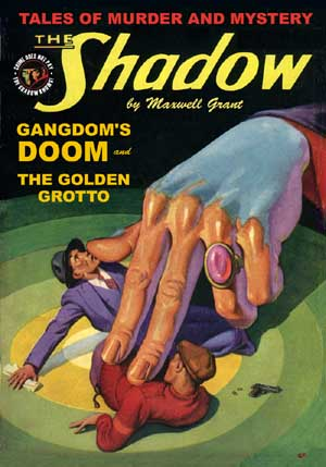 The SHADOW From SANCTUM BOOKS
