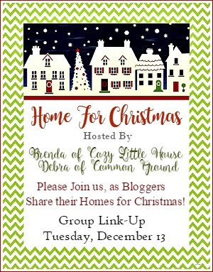 Home For Christmas Bloggers Link-Up