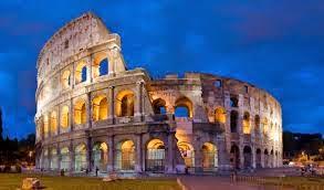 El Coliseo Romano maravilla