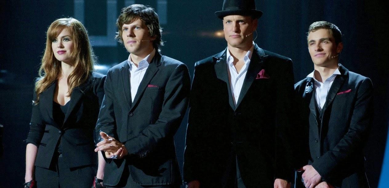 Lionsgate adia lançamento de Truque de Mestre 2, elenco original retorna