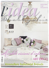 "Lovely Home su ""L'idea shabby chic"""