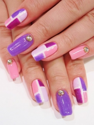 Chic-and-Easy-Fall-2012-Nail-Art-Designs-1
