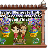 Can't Find Your Namaste India Early Access Rewards? Read This