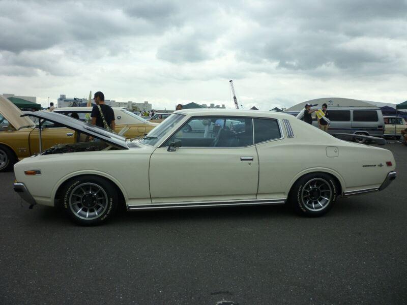 Nissan Cedric, Gloria, 330, klasyczne samochody, stara motoryzacja, krążownik, japoński, fotki, jdm, hardtop coupe