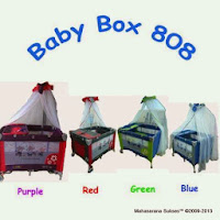 Creative Baby B808R Baby Playpen