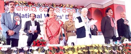 odisha voter id nirvachan