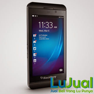 Tampilan Home - Blackberry Z10 | LuJual