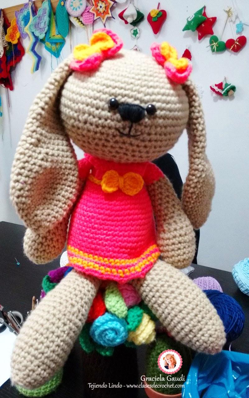 clases crochet, patrones gratis, crochet paso a paso