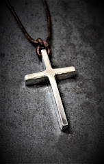Hand made 999 Fine Silver Cross.  $40 including domestic shipping.