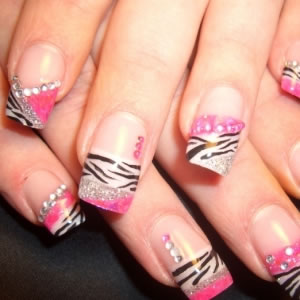 Fake Nails - Artificial Nails - False Nails Latest Fashion In