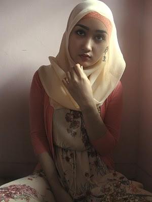 Tutorial Memakai Jilbab Paris Dian Pelangi