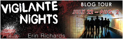Vigilante Nights Blog Tour