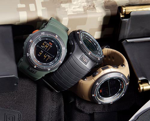 zy store 511 tactical field ops watch water proof