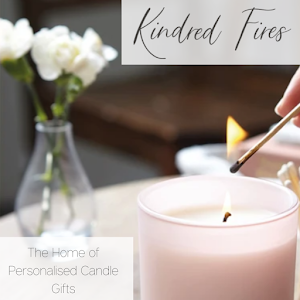 Kindred Fires Personalised Candle Gifts