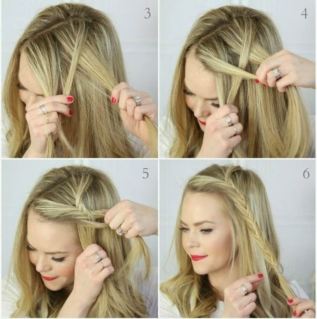 Tutorial de penteado fácil! - Madrinhas de casamento