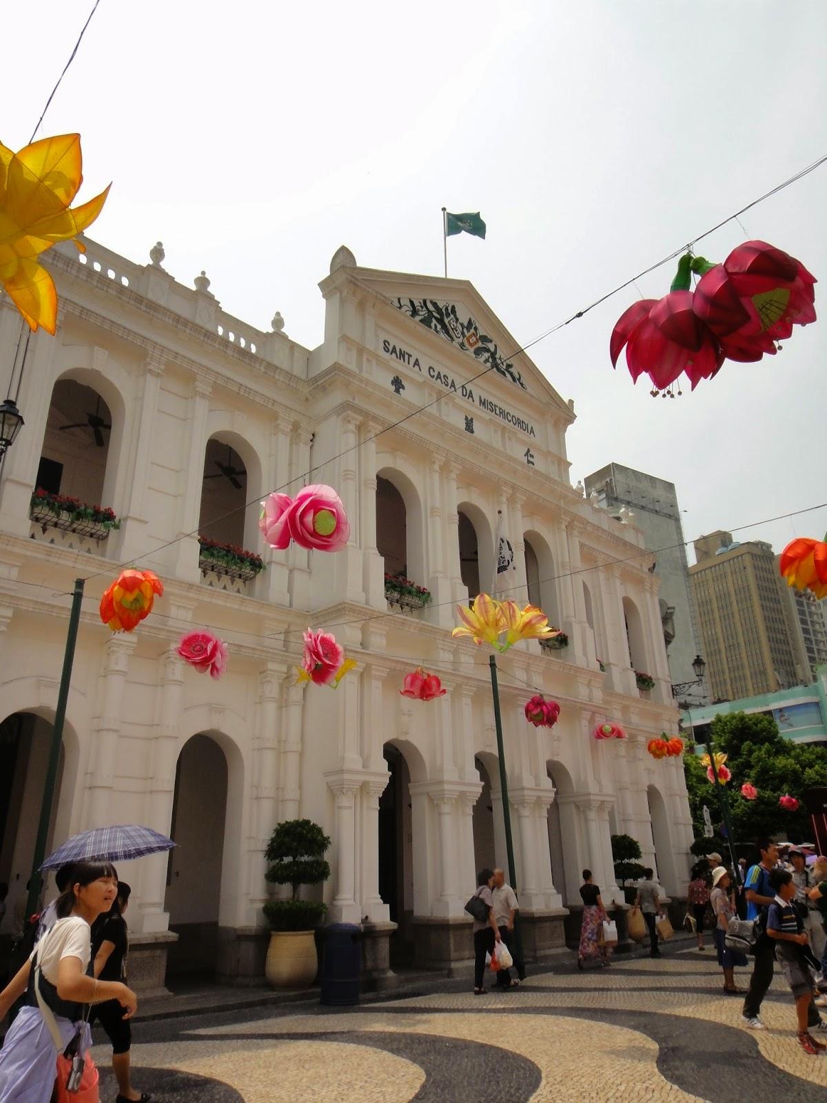 The Holy House of Mercy Macau