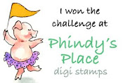 Winner at Phindy&#39;s Place!