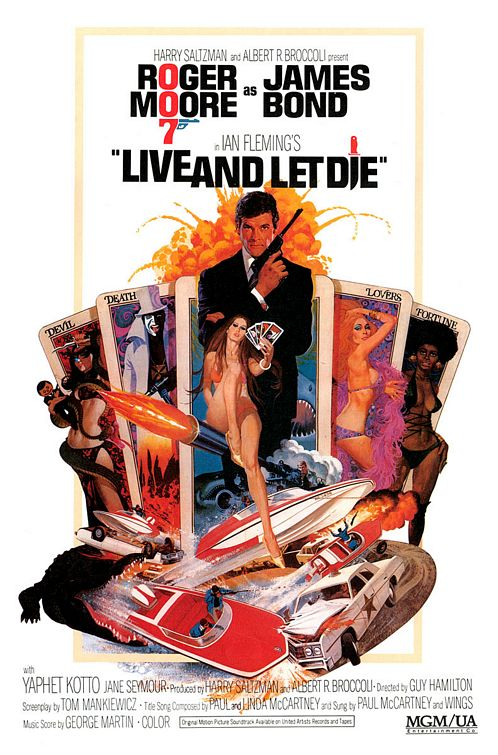 Live and Let Die full movie