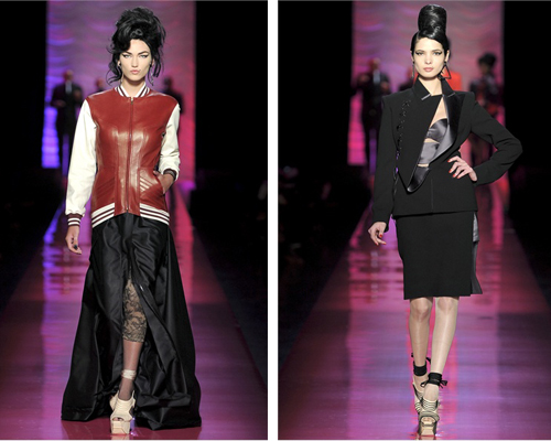Jean+Paul+Gaultier+Paris+Fashion+Week+Haute+Courter+Spring+Summer+2012