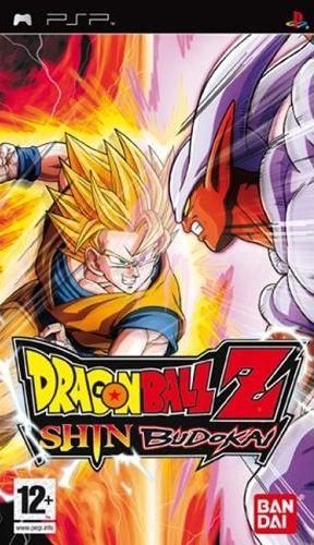 Dragon Ball Z Shin Budokai 2 [Psp][Español][Shared]