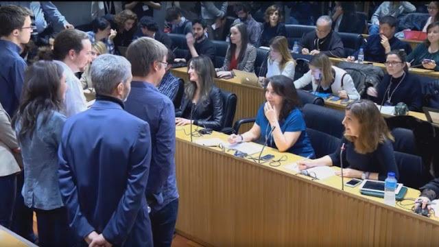 ZASCA de Pablo Iglesias a una periodista afín al PP