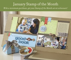 January Stamp of the Month
