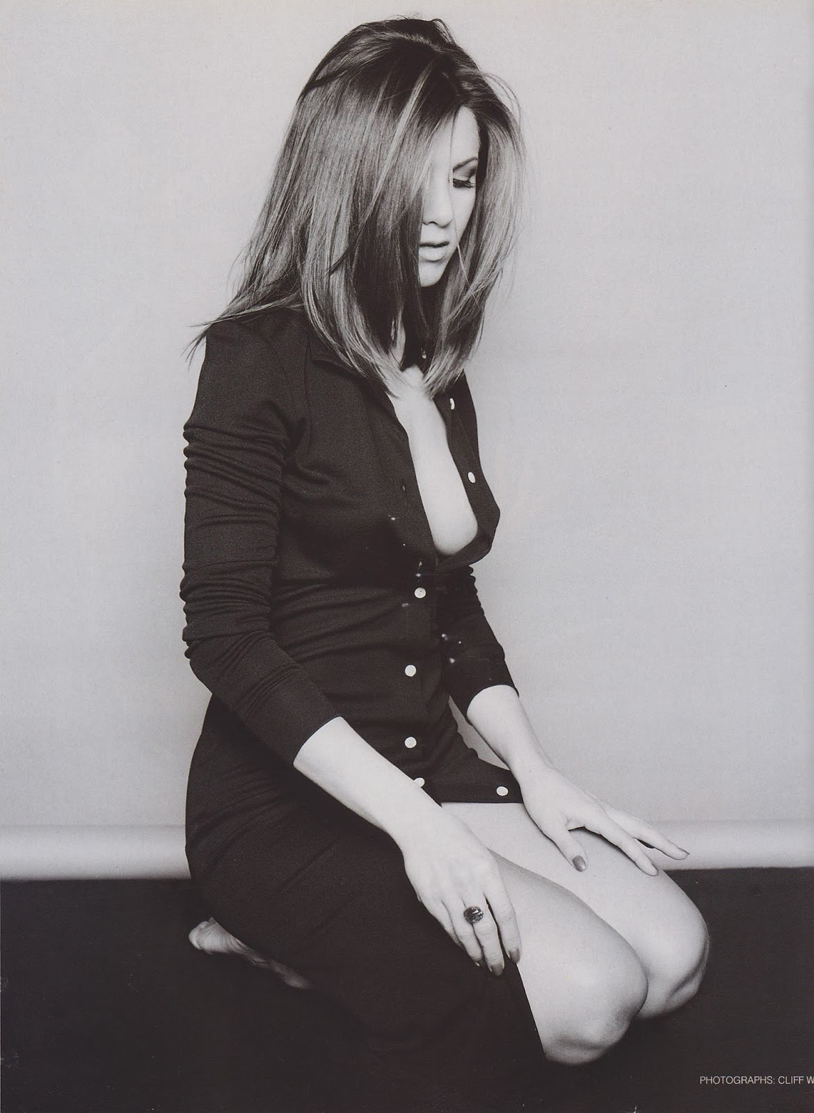 Jennifer Aniston HQ Pictures GQ UK Magazine Photoshoot March 1997