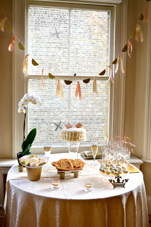 Aspiring Kennedy Baby Shower