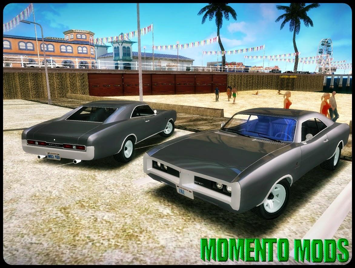 GTA SA - Imponte Dukes Convertido Do GTA V