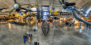 The Smithsonian Air and Space Museum Udvar-Hazy Center