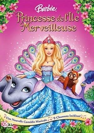 Barbie princesse de l le merveilleuse streaming films - Barbie l apprentie princesse ...