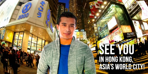 Aaron Aziz berlakon filem hong kong