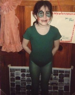Pinocchio, community theater, Beachwood Community Theater, Jiminy Cricket, favorite theater role, musical theater, 1980's, Jamie Allison Sanders