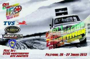 Drag Bike Palembang IFO DRAG COMPETITION (jawa-sumatera) 26-27